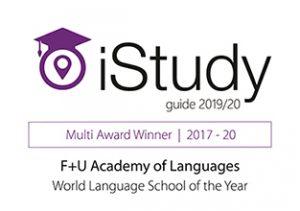 iStudy_Award_F+U Academy of Languages_2019